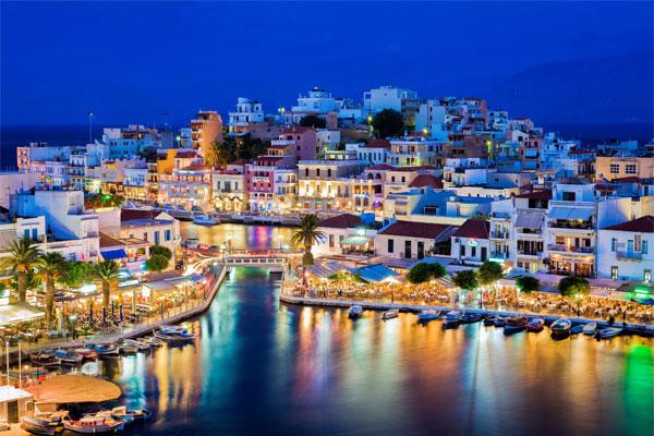 آمار گردشگری در یونان