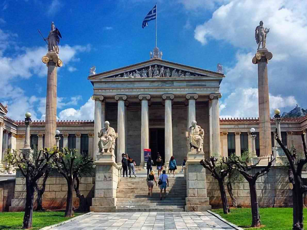 فراگیران زبان فارسی در یونان