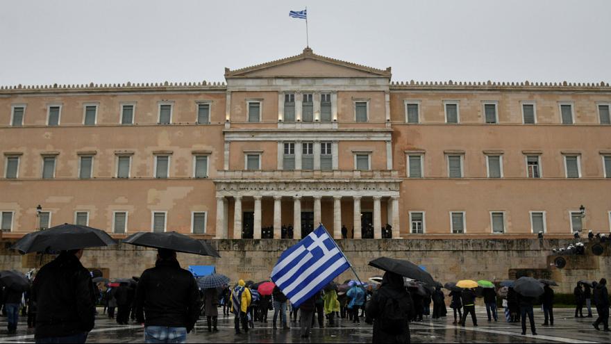 تغییر نام یونان به مقدونیه