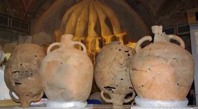 کشف گنجینه ی ارزشمند در یونان