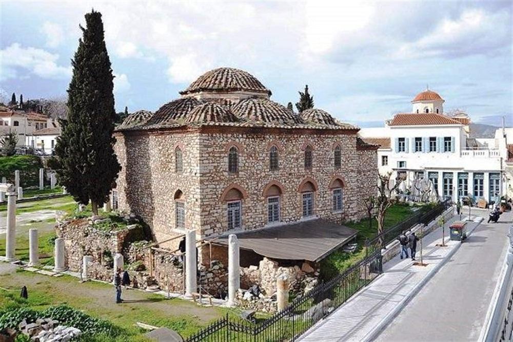 افتتاح اولین مسجد در آتن