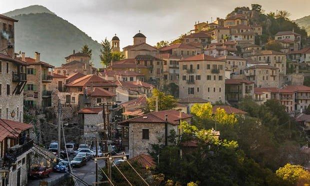 جان گرفتن دوباره گردشگری در یونان