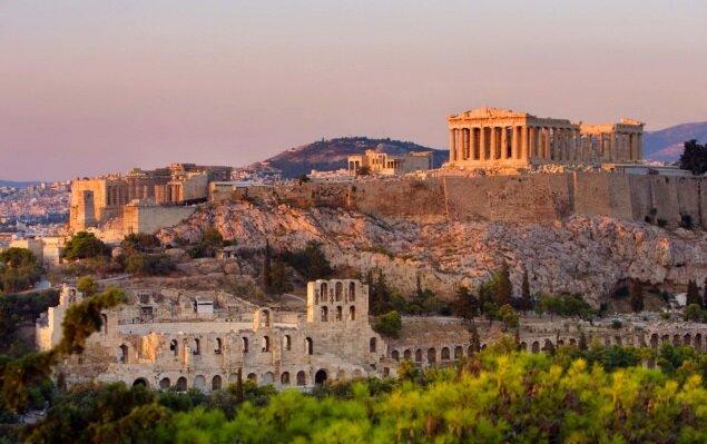 تهدید جدی برای بناهای تاریخی یونان