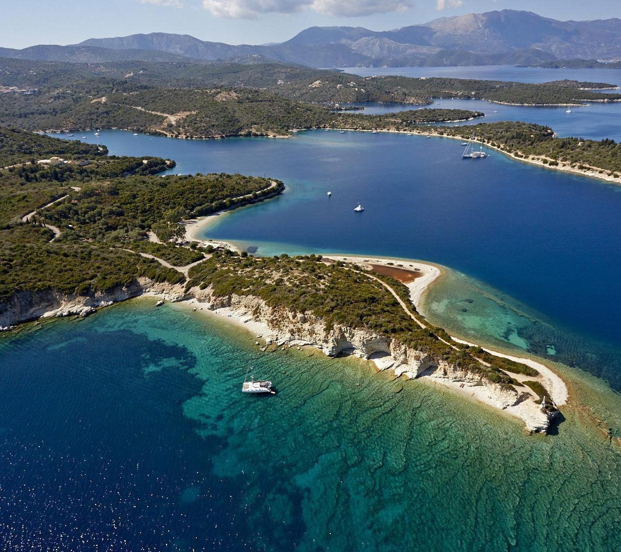 شرایط اقلیمی و آب و هوا یونان
