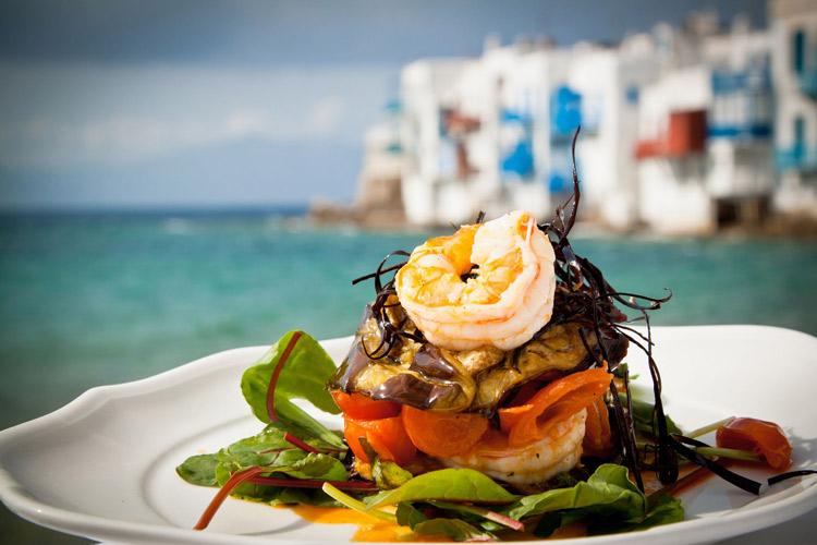 تاریخچه غذا در یونان