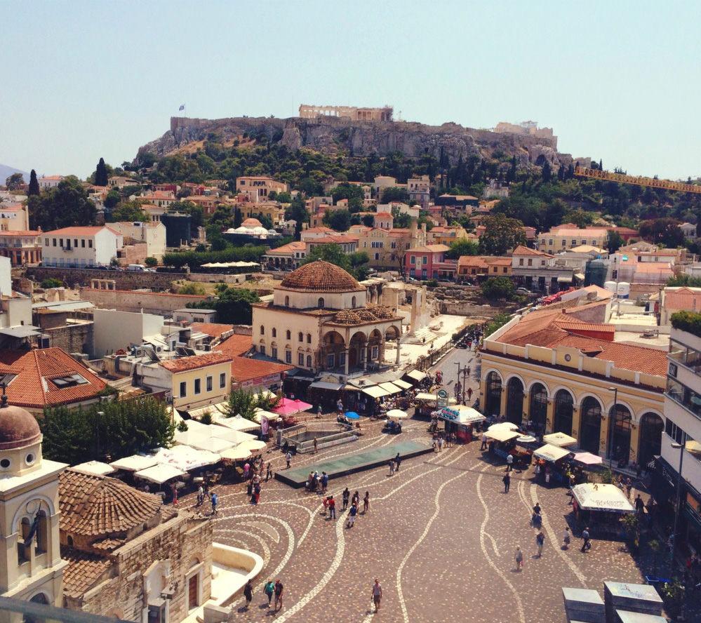 وضعیت کلی یونان